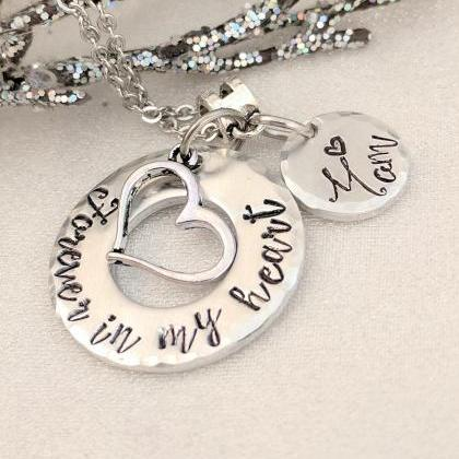 Remembrance Necklace - Memorial Jew..
