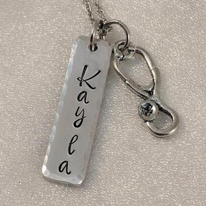 Personalized Necklace-Name Necklace..