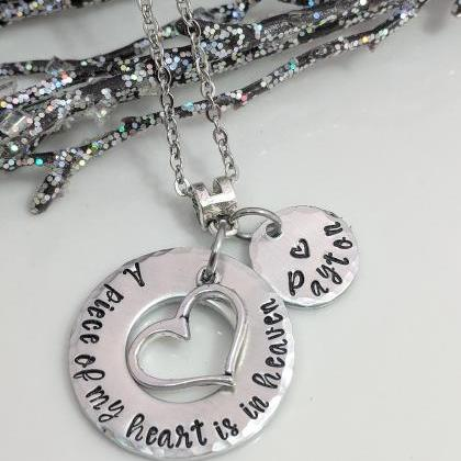Loss Jewelry- A Piece Of My Heart- ..