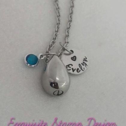 Urns for Ashes - Ash Jewelry - Neck..