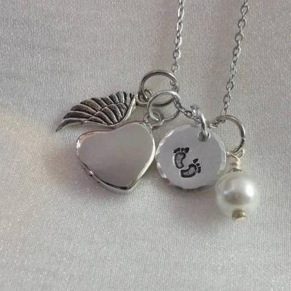 Ashes Necklace - Cremation Urn Neck..