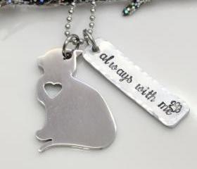 Pet Loss Necklace-Al..