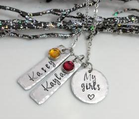 My Girls Necklace- G..